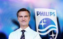 Juan Sanabria, presidente de Philips Ibérica y director general de Philips Cuidado de la Salud.
