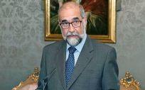 Fernando Domínguez, consejero de Sanidad del Gobierno de Navarra