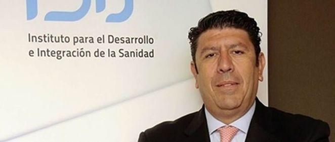 El doctor Manuel Vilches, director general de la Fundación IDIS.