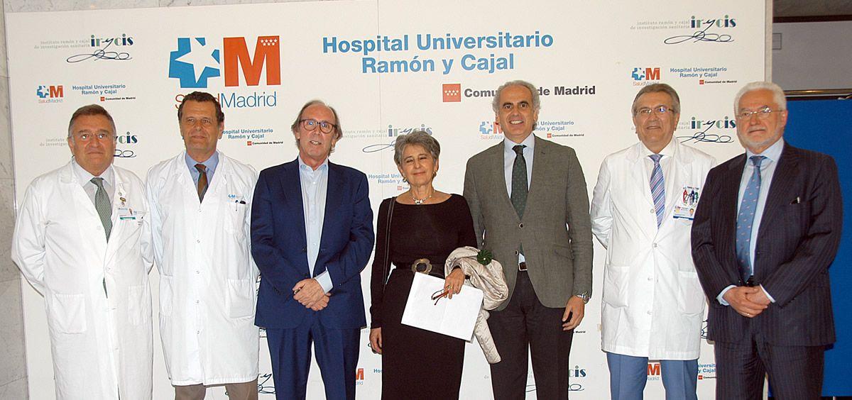 El Ramón y Cajal celebra una Sesión Clínica General In Memoriam