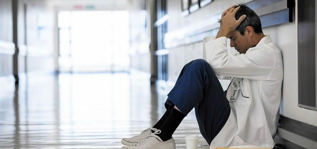 Las agresiones a médicos en España aumentan cada año