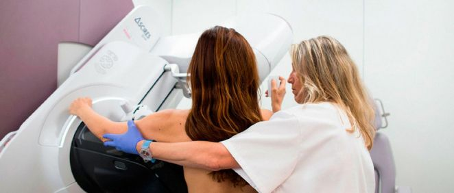 Mamografía (Foto. Ascires)