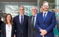 La sanidad madrileña ha acompañado a la AECC en la inauguración del nuevo Espacio Activo Contra el Cáncer