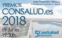 Premios ConSalud 2018