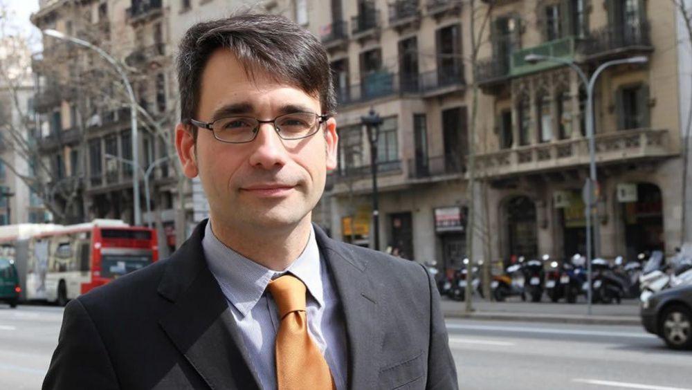 David Elvira, hasta la fecha director del CatSalut