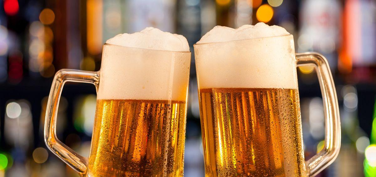 La falsa creencia de la hidratación de la cerveza