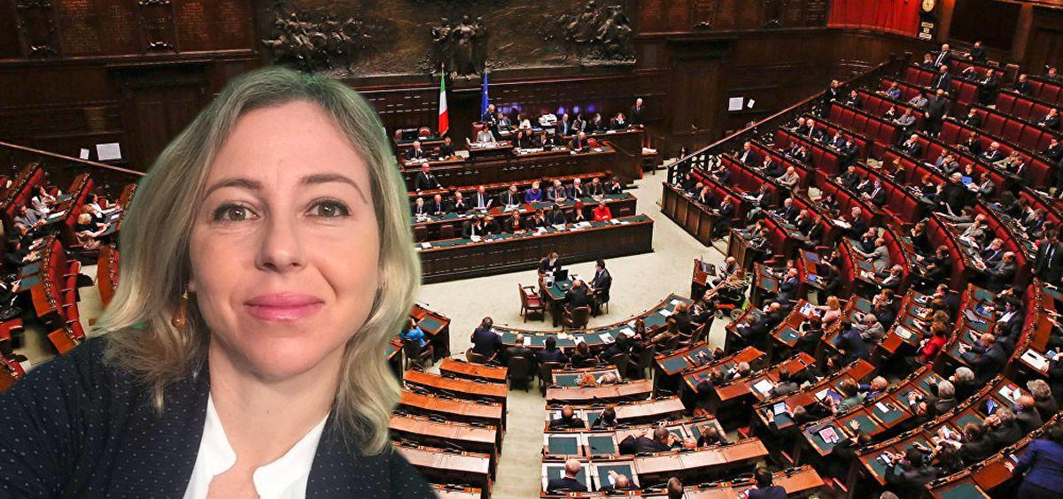 Giulia Grillo, ministra de Sanidad de Italia