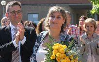 En su primer día de trabajo, Alba Vergés se ha reunido con altos cargos del CatSalut y ha exigido a Sánchez la derogación del RD 16/2012.
