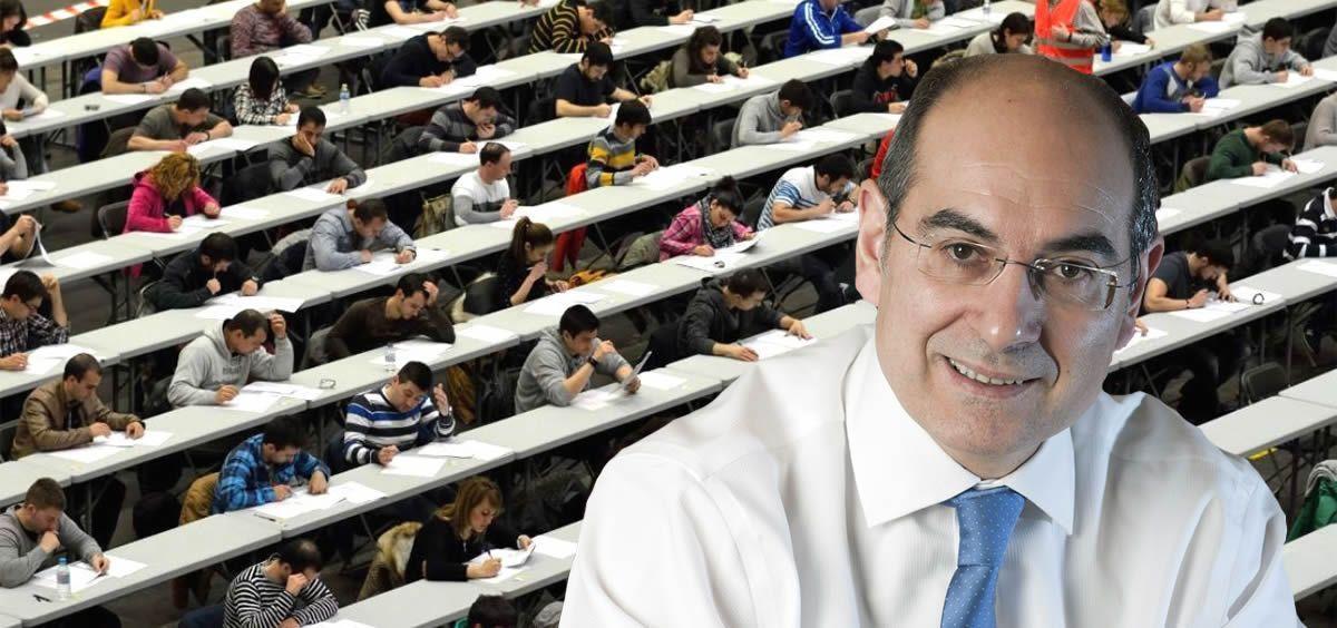Jon Darpón, consejero de Salud del Gobierno Vasco, se ha pronunciado sobre la OPE del País Vasco
