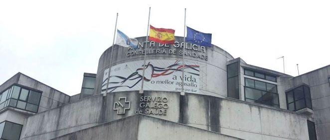 Sede del Servicio Gallego de Salud (Sergas)
