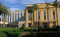 Fachada exterior del Instituto del Corazón Quirónsalud Teknon