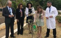 Marina Álvarez participa en el acto celebrado en Andalucía con motivo del Día Nacional del Donante