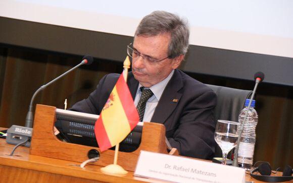 Rafael Matesanz, director de la ONT.