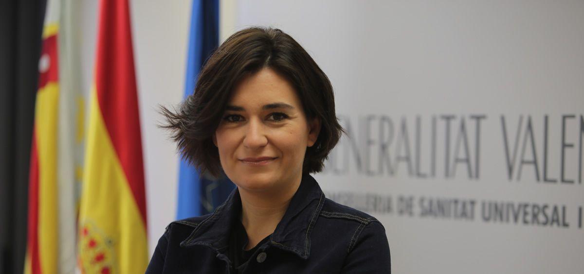 La hasta ahora consejera de Sanidad de la Comunidad Valenciana, Carmen Montón