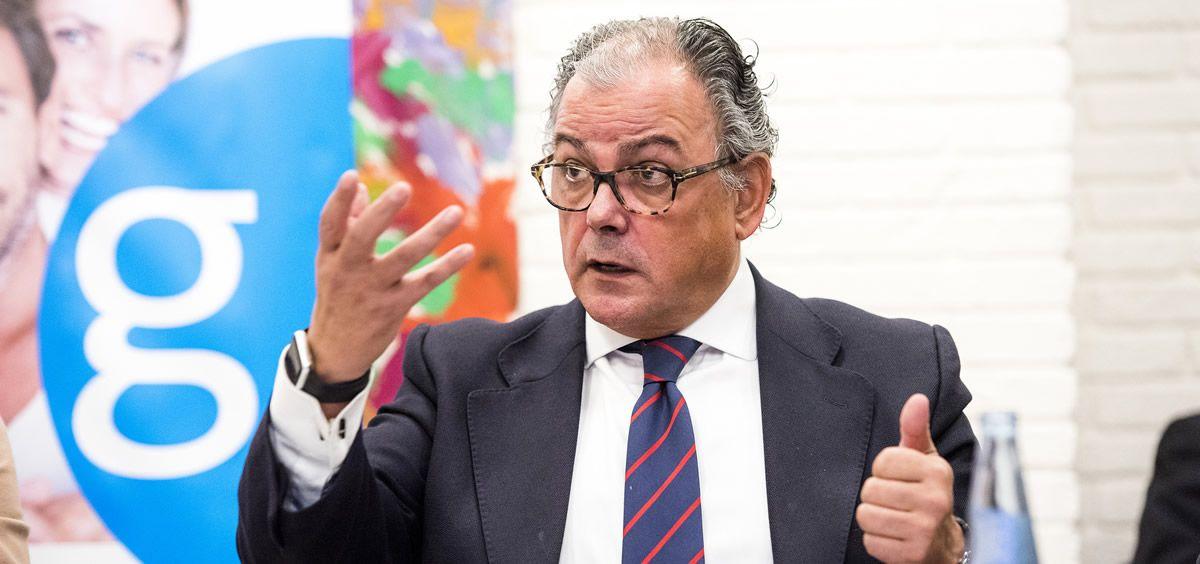 Ángel Luis Rodríguez de la Cuerda, secretario general de Aeseg