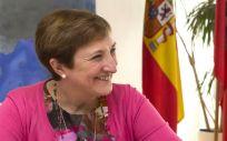 María Luisa Real, consejera de Sanidad de Cantabria, asegura que fraccionar contratos no siempre es constitutivo de delitos.