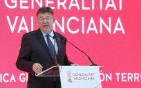 Ximo Puig, presidente de la Generalitat Valenciana, asume la Consejería de Sanidad hasta que se nombre a quien sustituya a Carmen Montón.