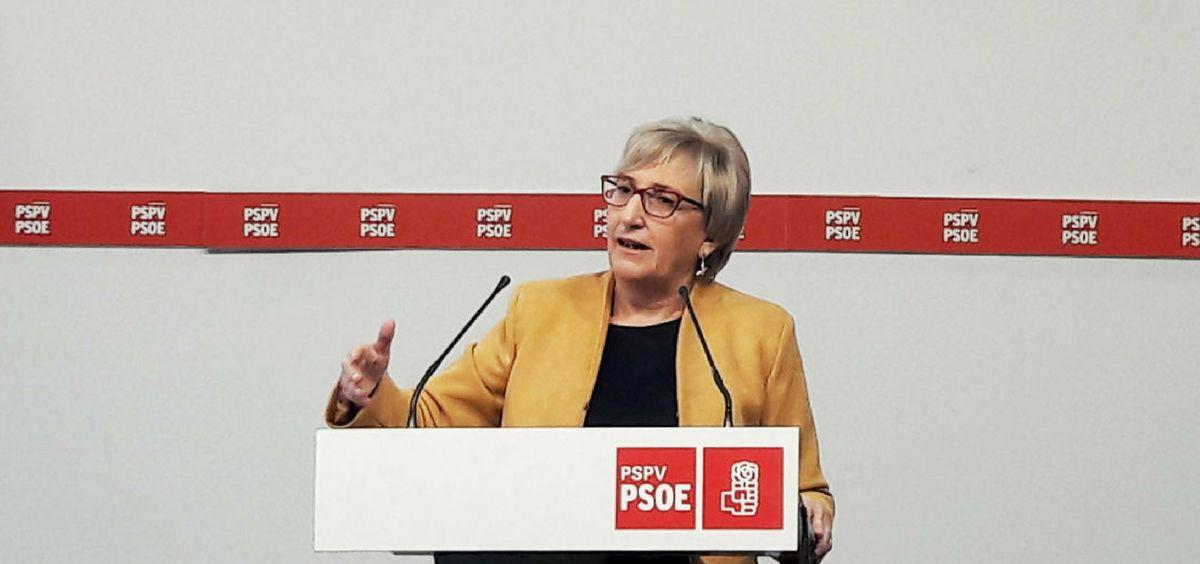 Ana Barceló, nueva consejera de Sanidad de la Comunidad Valenciana
