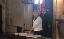 Ana Barceló toma posesión como consejera de Sanidad de la Comunidad Valenciana