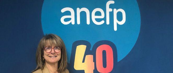 Elena Zabala, presidenta de anefp