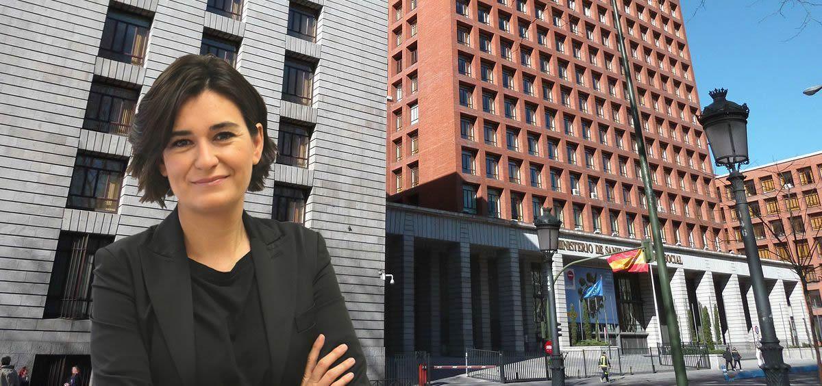 Reto en el Gabinete de Sanidad de Carmen Montón: mejorar la transparencia