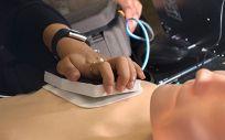Desfribiladores con agujas para dar descargas más efectivas