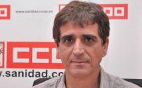 Antonio Cabrera, secretario de Federación de Sanidad de CC.OO