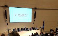 Este martes ha tenido lugar en el Paraninfo de la Facultad de Medicina del Hospital Clínic de Barcelona la presentación oficial del Sindicato Médico de Cataluña (Simecat)