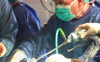 La extirpación de tiroides por la boca se consolida como una técnica eficaz y segura