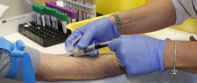 Las donaciones de sangre salvan millones de vidas al año