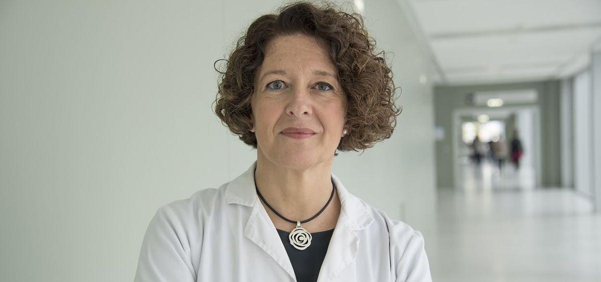 La presidenta de la Sociedad Española de Oncología Médica (SEOM), Ruth Vera