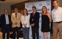 Álvarez destaca el papel de las TICS en los avances de la sanidad pública andaluza