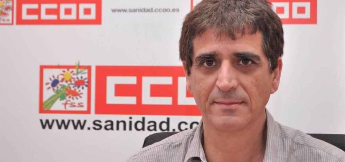 CCOO pide a Montón fijar un calendario para retomar el diálogo social en Sanidad