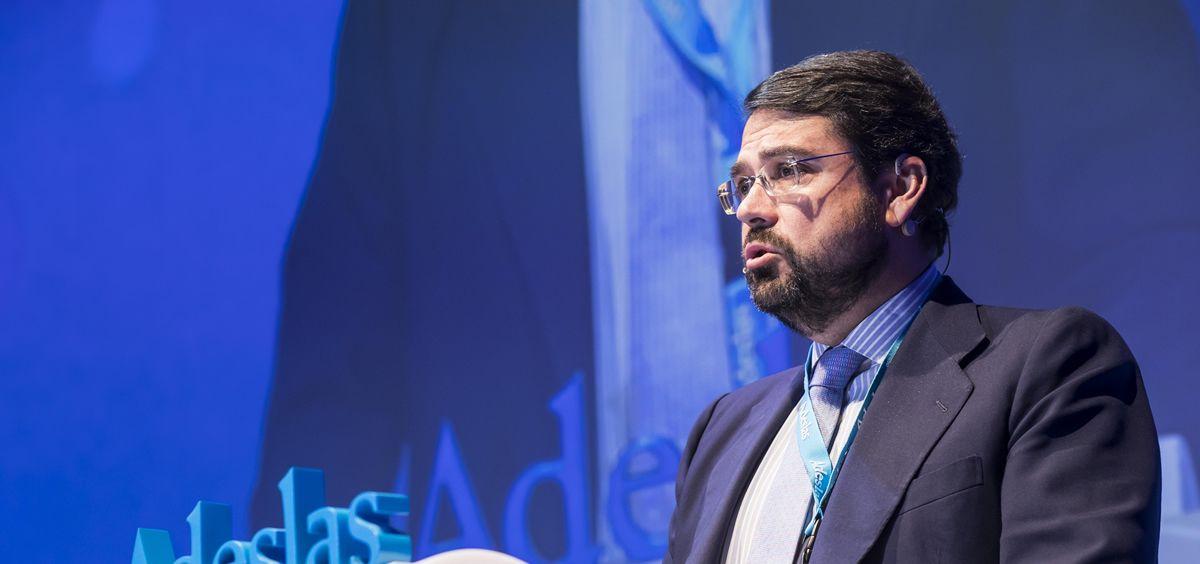 Javier Mira, presidente de SegurCaixa Adeslas.