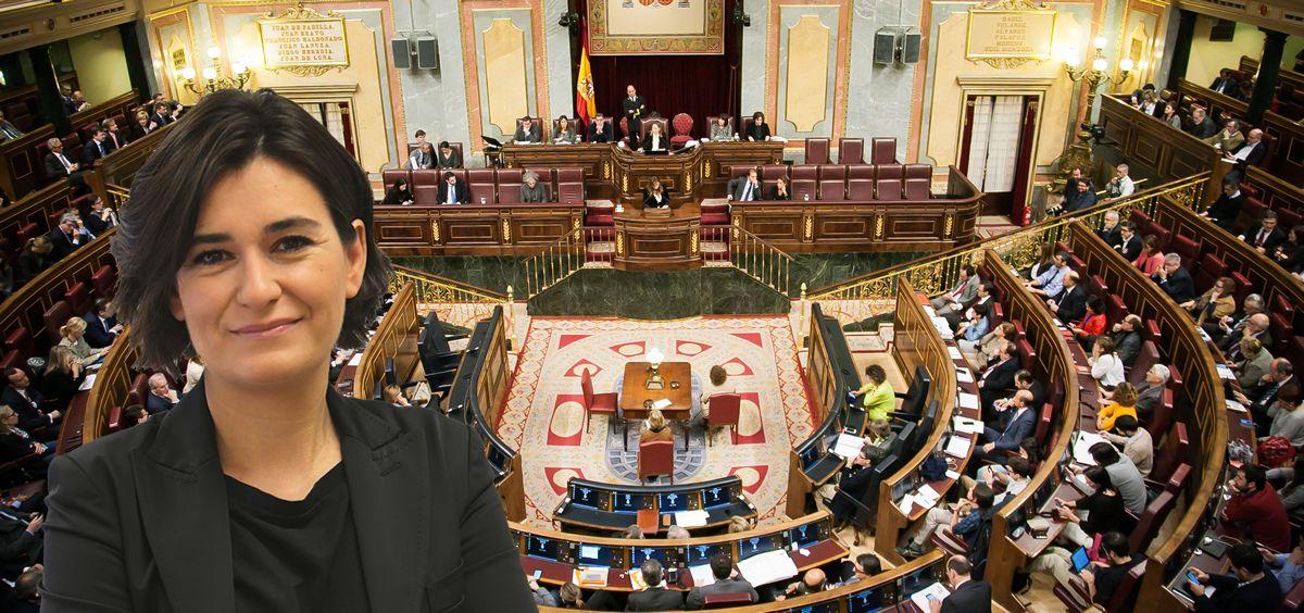 La ministra Carmen Montón deberá responder en la sesión de control del Congreso sobre la política de nombramientos en el Ministerio de Sanidad.