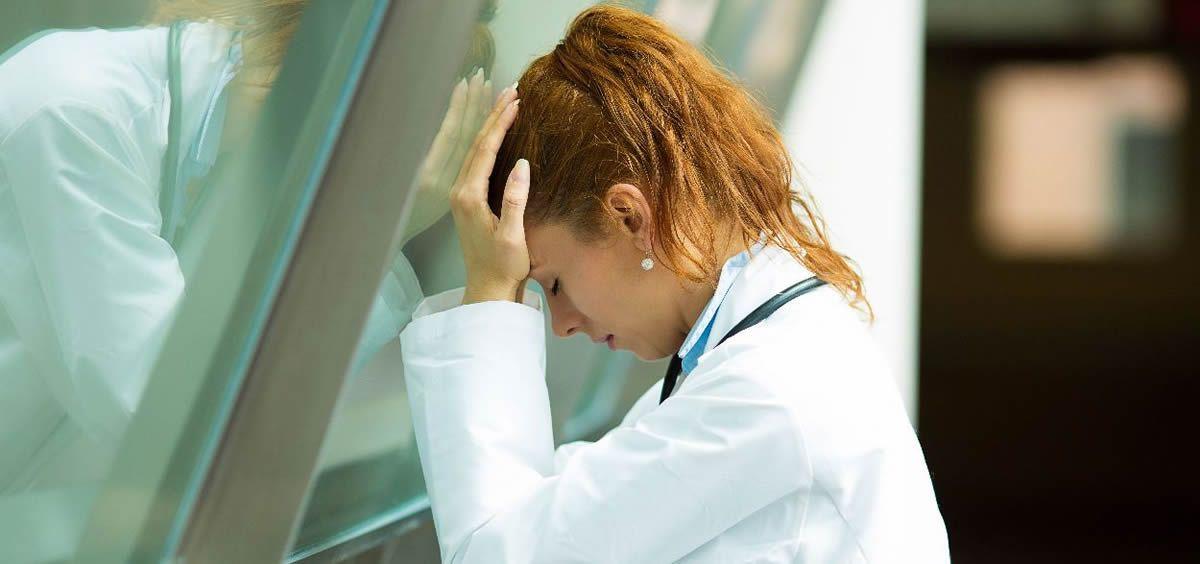 Una doctora sufre un infarto tras ser amenazada por un paciente en Murcia