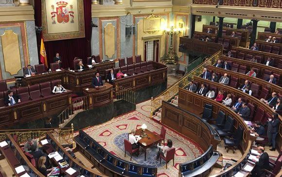 La ley de muerte digna de Ciudadanos pasa su primera criba en el Congreso