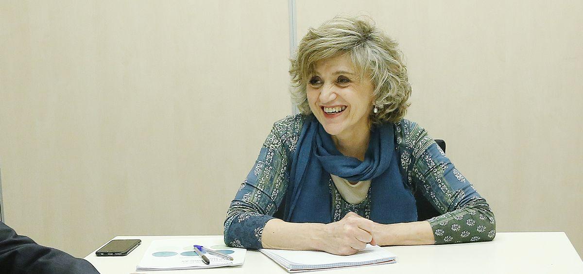 María Luisa Carcedo, ministra de Sanidad en funciones (Foto: PSOE)