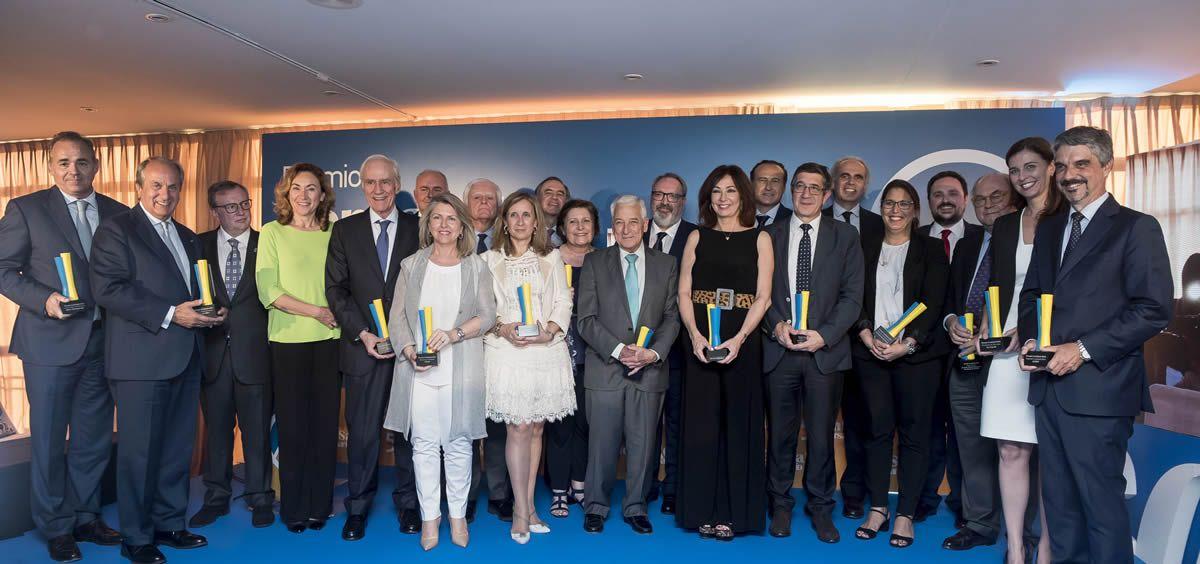 Galardonados Premios ConSalud 2018