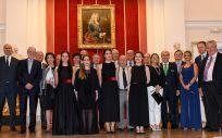 La Fundación ASISA lleva la música de la Fundación Albéniz a la Real Academia de Bellas Artes de San Fernando