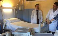 El Hospital Costa del Sol invierte más de 1,3 millones en la renovación del mobiliario