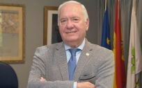 Florentino Pérez Raya, máximo responsable de la Enfermería española