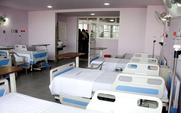 España, a la cola de Europa en número de camas hospitalarias por habitante