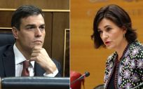 Pedro Sánchez, presidente del Gobierno, y Carmen Montón, ministra de Sanidad, descartan una reforma a fondo de la finaciación autonómica y sanitaria en lo que queda de legislatura.