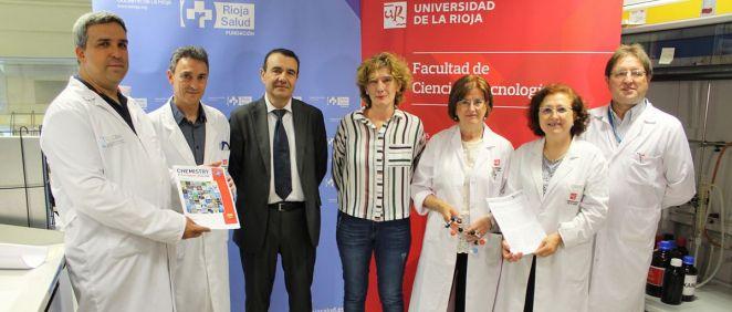 Investigadores de La Rioja logran compuestos de interés biomédico en la lucha contra el cáncer