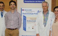 """La Paz presenta el """"Manual de Diagnóstico y Terapéutica en Endocrinología Pediátrica"""""""