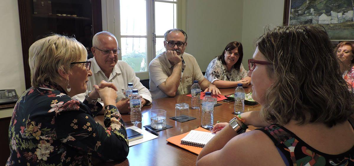 """Barceló: """"tengo la responsabilidad de acelerar en lo posible la reversión del Hospital de Denia"""""""