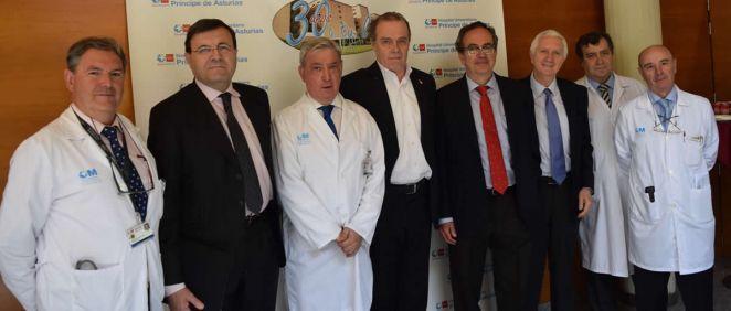 El Príncipe de Asturias hace balance del éxito de su actividad investigadora