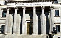 Congreso de los diputados, donde se votará la enmienda de la talidomida en los presupuestos generales