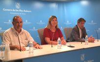 La consejera de Salud de Baleares, Patricia Gómez, ha informado de la incorporación de esta región al sistema de interoperabilidad de la receta electrónica.